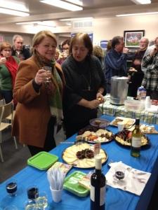 L'activité vin fromage de l'an passé a été un franc succès, nous répétons l'expérience.